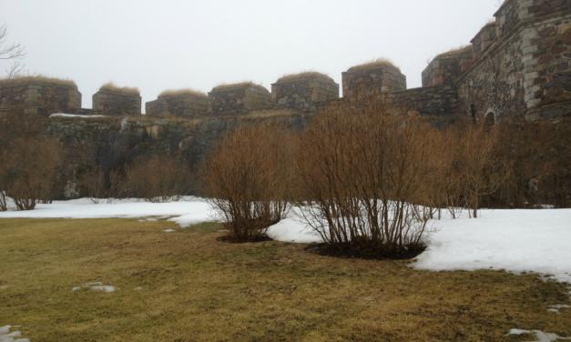 Fortaleza de Suomenlinna, túneles, cañones y mucha historia