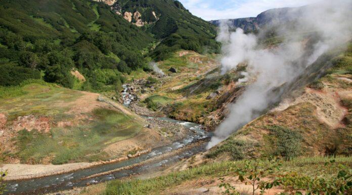 Reserva natural Kronotskaya, la Tierra de Hielo y Fuego