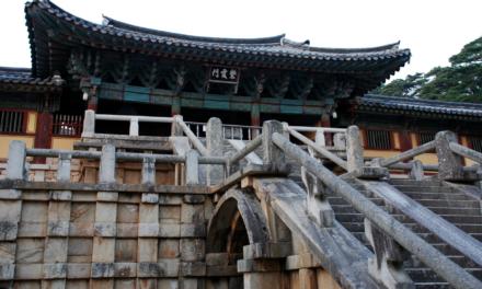 Gyeongju, el museo sin paredes