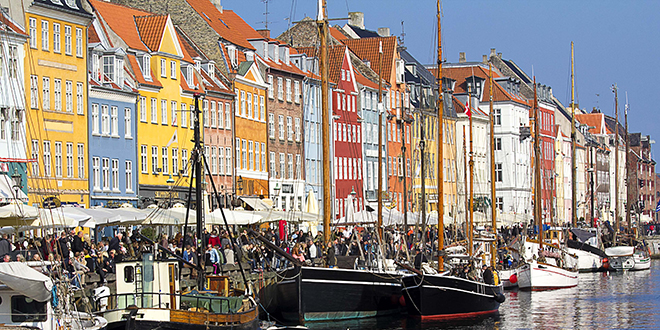 Canal Nyhavn
