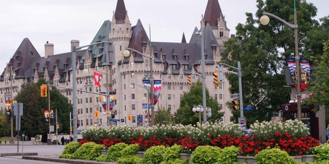 Conoce 6 imponentes castillos en Canada