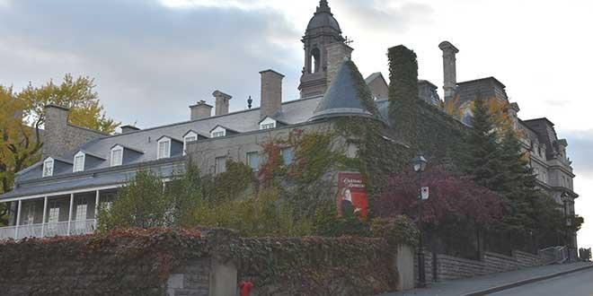 Chateau-Ramezay