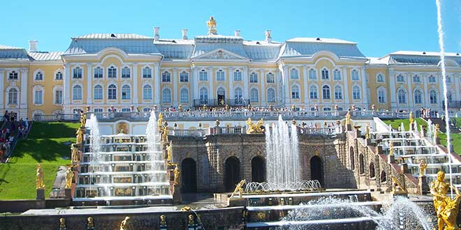 Palace-Peterhof