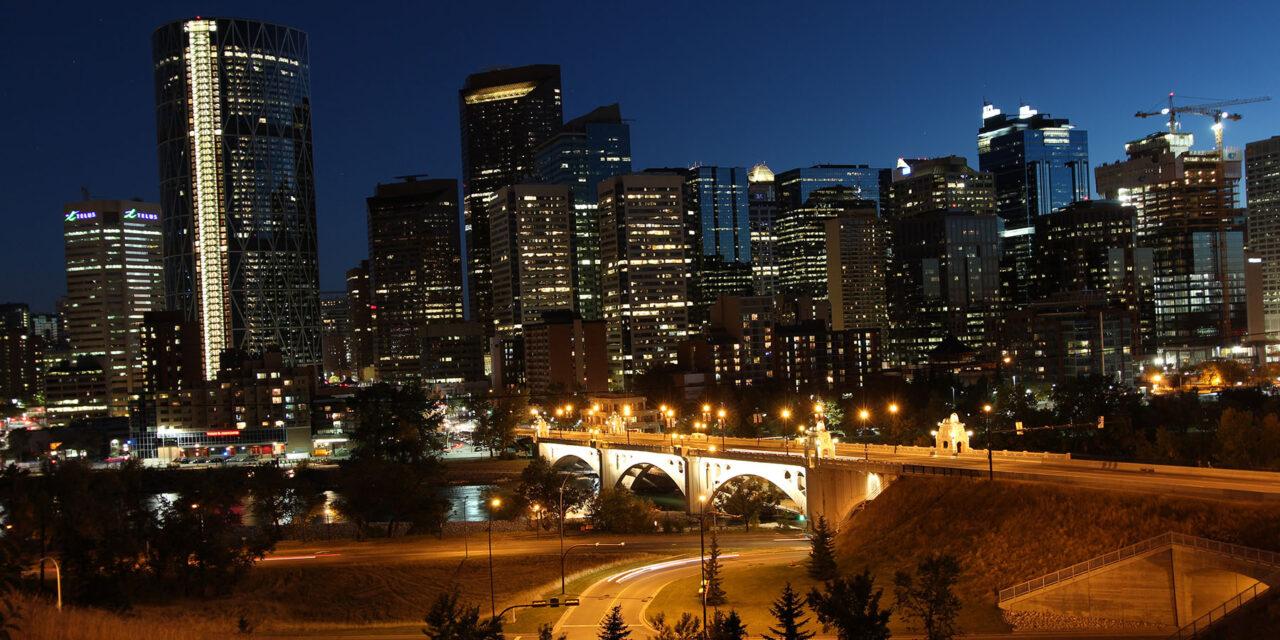 Calgary, la ciudad más activa de Canadá