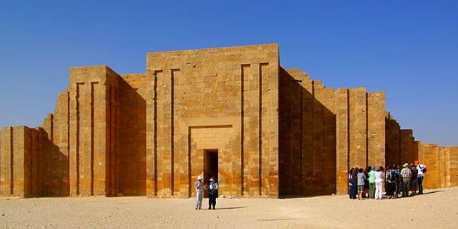 Puertas de Saqqara