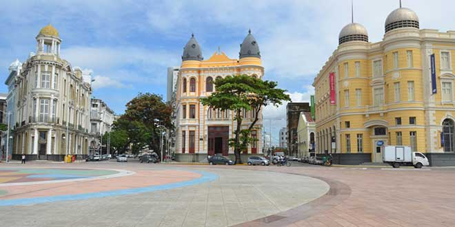 Recife-Downtown