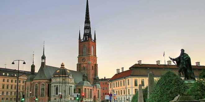Riddarholmskyrkan