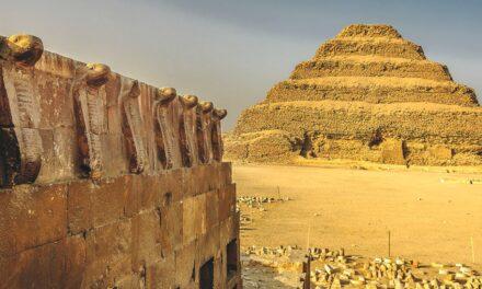 Saqqara aquí nacieron las pirámides