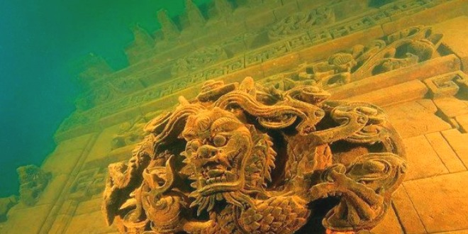 Shi Cheng palace