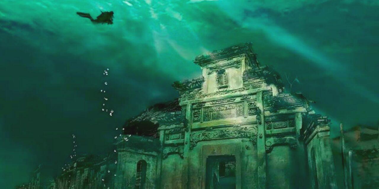 El Lago de las Mil Islas, Shi Cheng