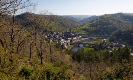 Valle del Lot, pura belleza