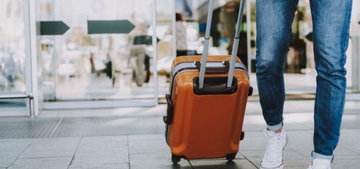Peso correcto de una maleta