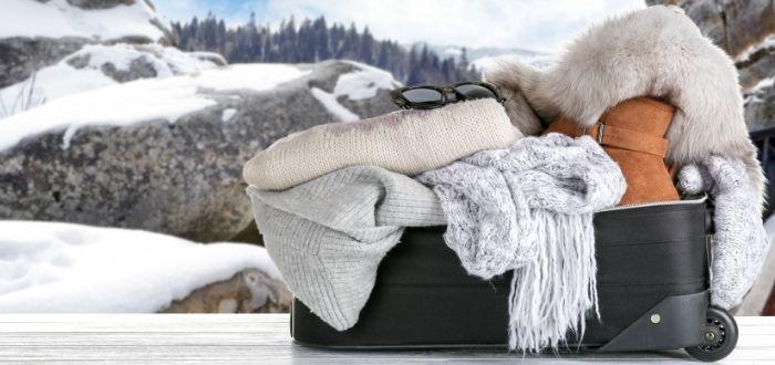 Valija de invierno para niños   Como hacer una maleta