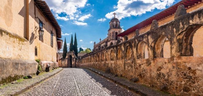 Pátzcuaro (Michoacán) Pueblos de México