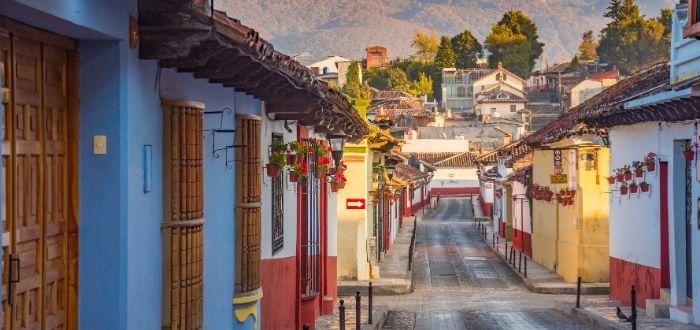 San Cristóbal de las Casas (Chiapas) Pueblos de México