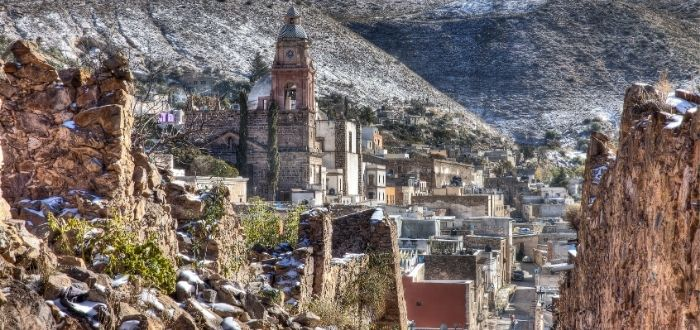 Real de Catorce (San Luis Potosí) Pueblos de México