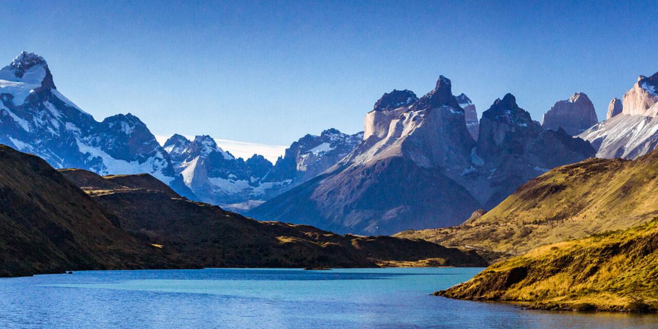 Las Torres de Paine, Patagonia