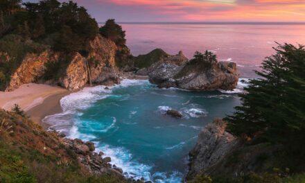 Big Sur y sus impactantes paisajes