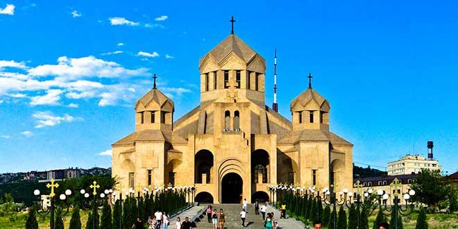 Catedral-de-Yerevan