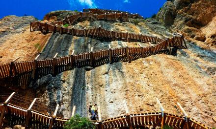 Congost de Mont-rebei, un sendero espectacular