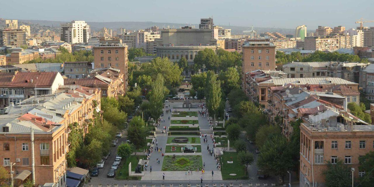 6 razones para visitar Yereván