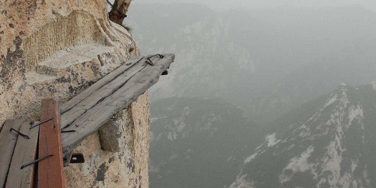 Los 5 senderos más peligrosos del mundo