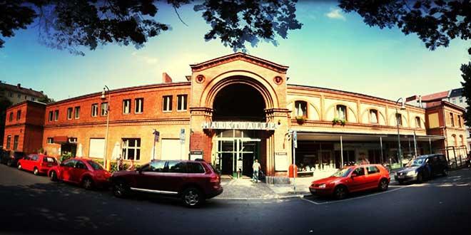Arminiusmarkthlle