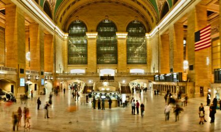Las estaciones de tren más impresionantes del mundo (I)