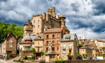 Estaign, un bonito pueblo medieval en Francia
