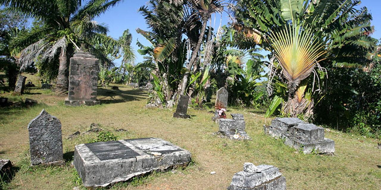 El cementerio de piratas de Ile Sainte-Marie, un lugar único