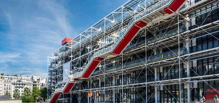 Centro Pompidou, Francia