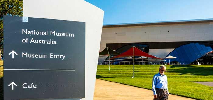 museos de arte contemporáneo del mundo: Galería Nacional de Australia