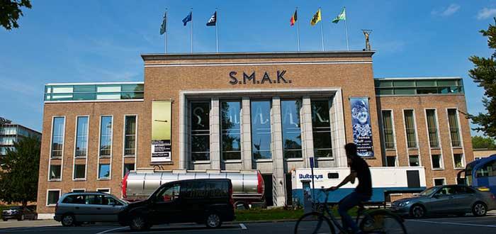 Museos de arte contemporáneo del mundo: SMAK, Bélgica