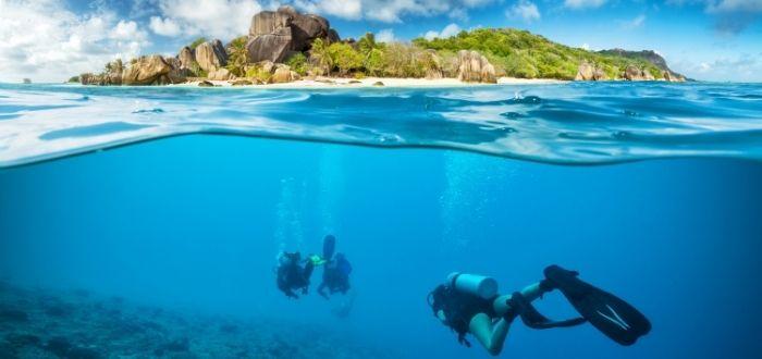 Buceo en el mar   Como hacer buenas fotos de viaje