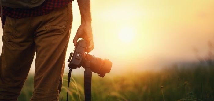 Fotografía con luz natural