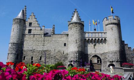 El castillo de Amberes y la figura del gigante