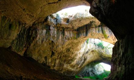 La cueva Devetashka, una gran obra de la naturaleza