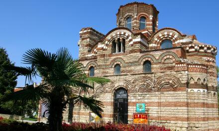 Nessebar, la Perla del Mar Negro