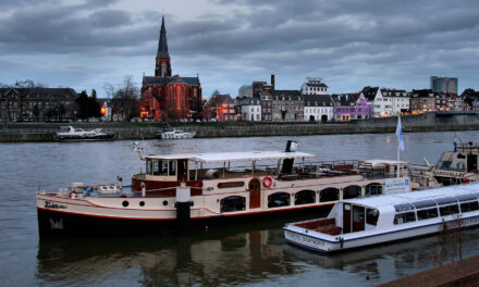 Maastricht, la ciudad más antigua de Holanda