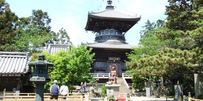 Templo Ryozenji, Shikoku Henro