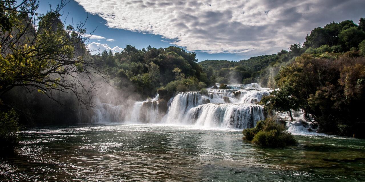 Las cataratas de Krka, un pequeño paraíso en Croacia