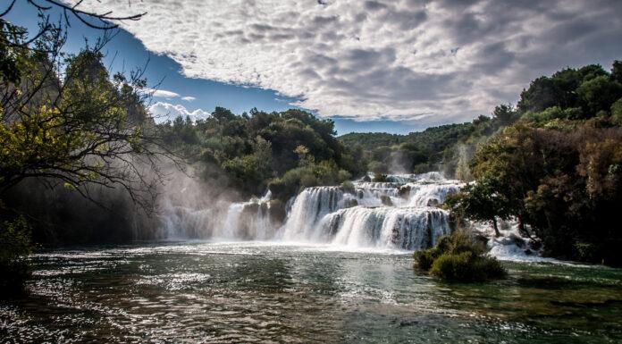Cataratas Krka, paraíso en Croacia