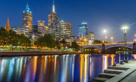 Melbourne, la ciudad jardín