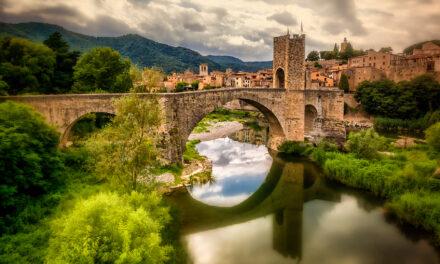 Ruta por los pueblos medievales de Cataluña: Girona