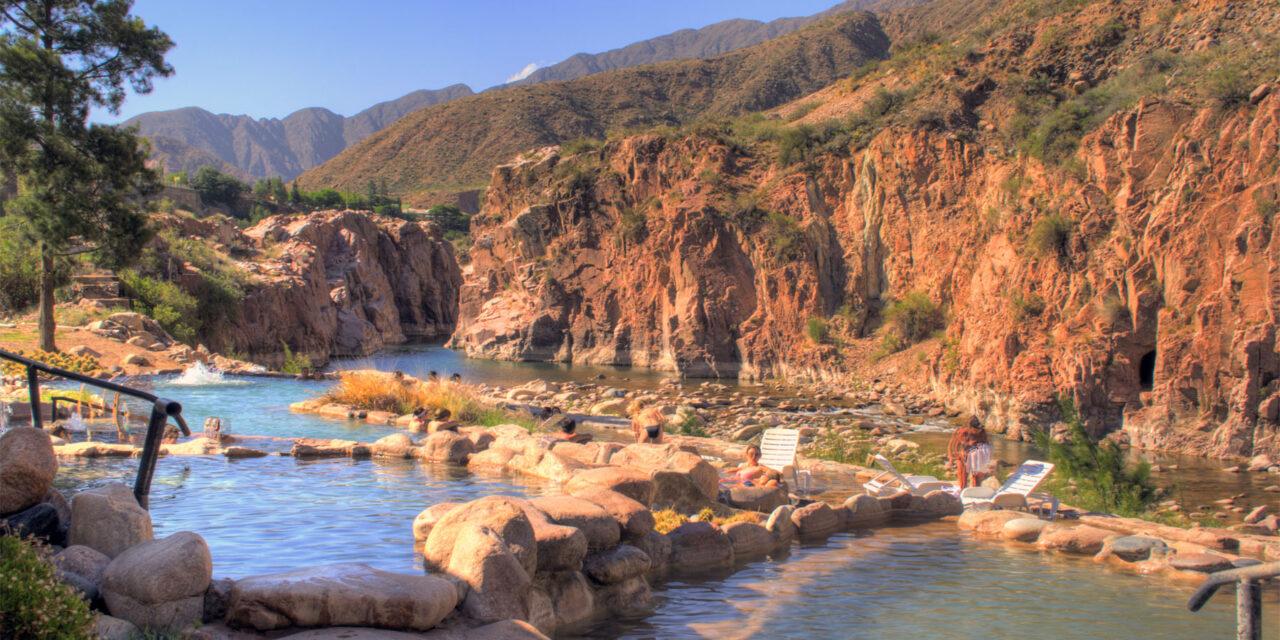 Las mejores termas en Argentina - El Viajero Feliz