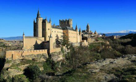 5 castillos de Europa que deberías conocer