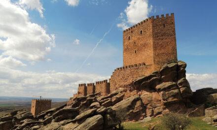 El castillo de Zafra, una fortaleza de película