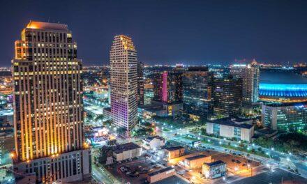 La encantadora New Orleans