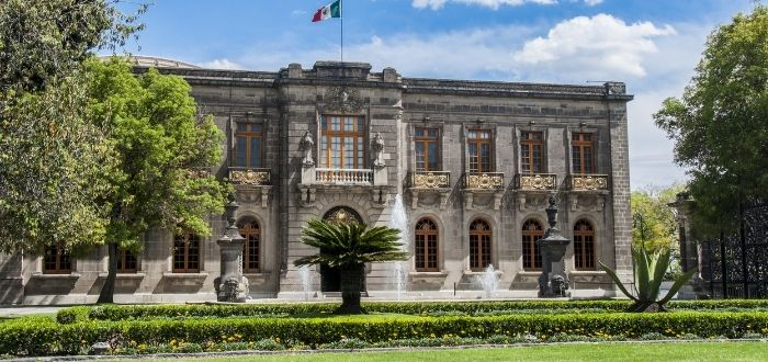 Castillo de Chapultepec, Distrito Federal, México | Castillos de América Latina