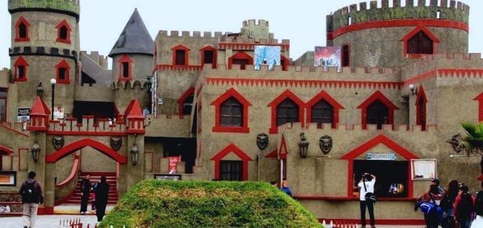 Castillo de Chancay, Huaral, Perú | Castillos de América Latina